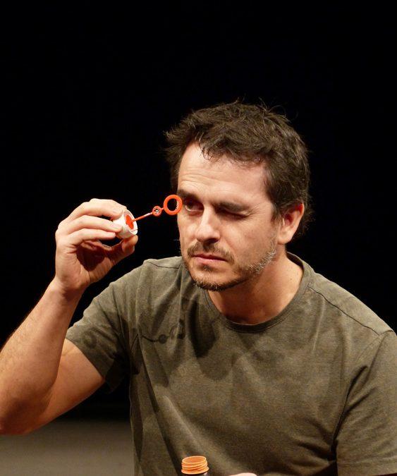 Jordi Palet i Puig, ganador del XXI Premio ASSITEJ España de Teatro para la Infancia y la Juventud