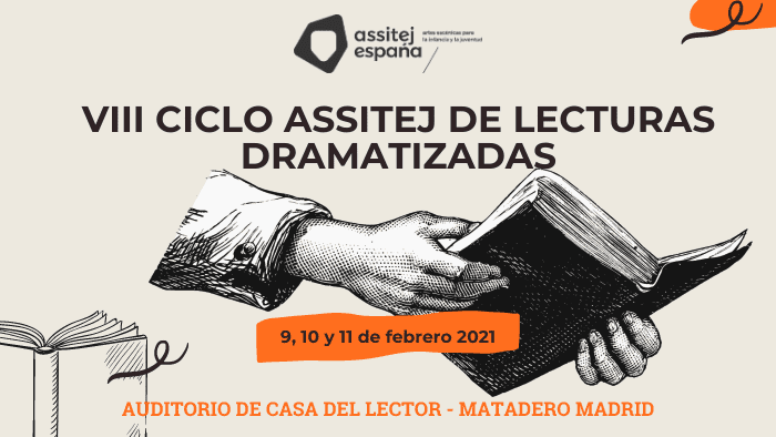 VIII Cycle of ASSITEJ dramatized readings