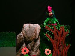 """Marionetas Sin Frontera"""" ha presentado en Pamplona (Navarra) sus Actividades Infantiles."""