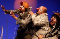 Teatro Paraíso  estará los días 9, 10 y 11 de noviembre en la Sala Cuarta Pared, en Madrid