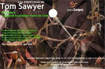 Tom Sawyer en el Teatro Sanpol