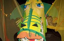 Marionetas sin fronteras inaugura Exposición de Títeres