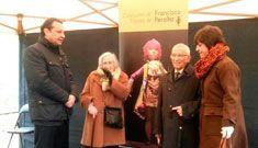 La ciudad de Segovia rinde homenaje al maestro titiritero Francisco Peralta y acoge su Colección de marionetas.