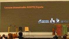 II Ciclo de Lecturas Dramatizadas de ASSITEJ España en Casa del Lector. 1 y 2 de noviembre, 13 y 28 de diciembre a las 12:00