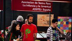 ASSITEj España participará en el XV Salón Internacional del Libro Teatral, los días 31 de octubre y 1 y 2 de  noviembre