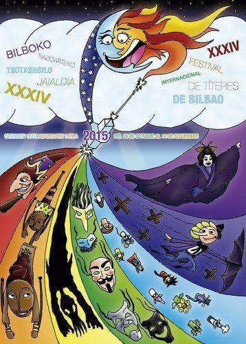 34 Festival Internacional de Títeres de Bilbao