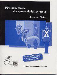 Traducción y edición al italiano de PIM, PAM, CLOWN, de Tomás Afán