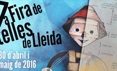 Comienza la 27a Feria de Títeres de Lleida