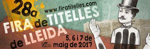 Comineza la 28ª Fira de Teatre de Titelles de Lleida