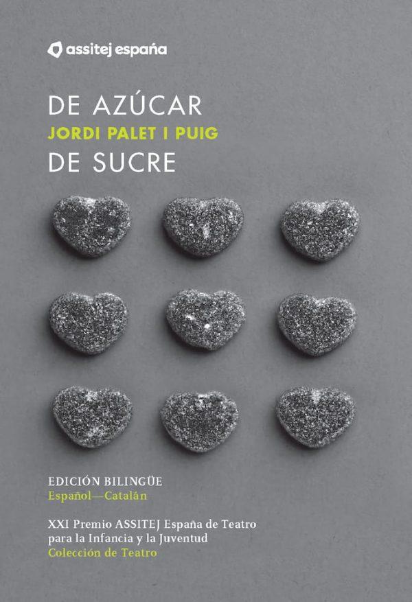 Portada De azúcar, Jordi Palet