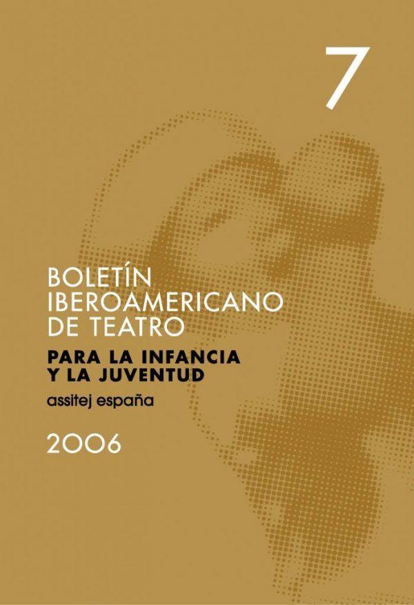 Boletín Iberoamericano de Teatro 7