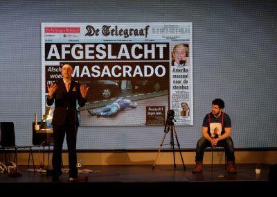 Gonzalo Moreno - ASSITEJ España