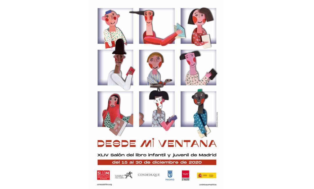 Comienza el XLIV Salón del libro infantil y juvenil de Madrid