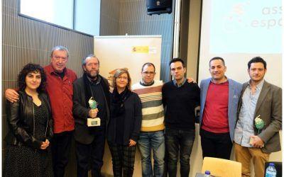Acto de entrega  Premios ASSITEJ España 2016