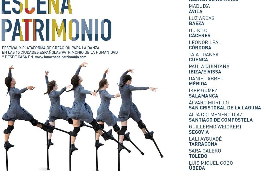 ASSITEJ España colabora con el Festival Escena Patrimonio
