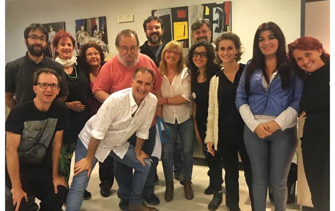 ASSITEJ Spain meets with the Iberoamerican Network of Performing Arts for Children and Youth in Uruguay