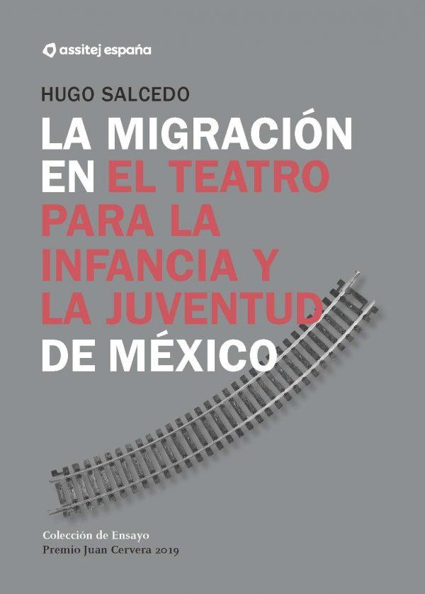 La migración en el teatro para la infancia y la juventud de México portada web