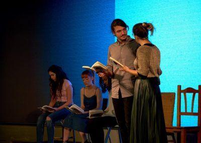 Ciclo ASSITEJ de Lecturas dramatizadas