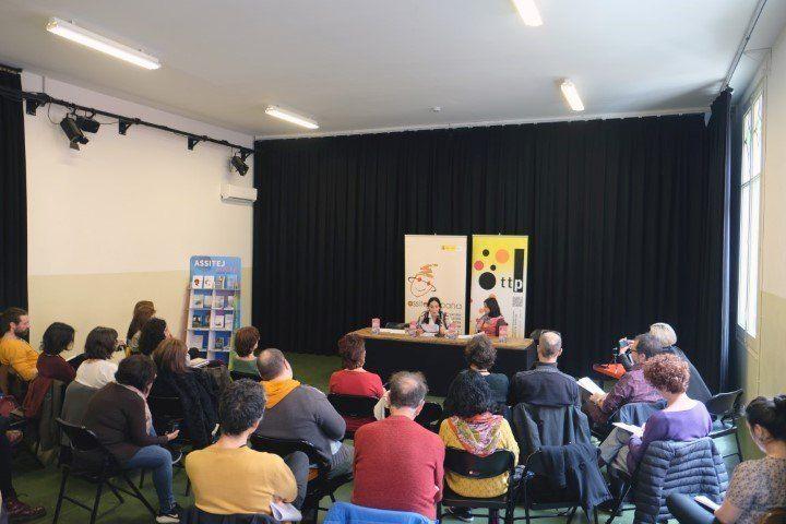 I Jornadas de Dramaturgia para la Infancia y la Juventud