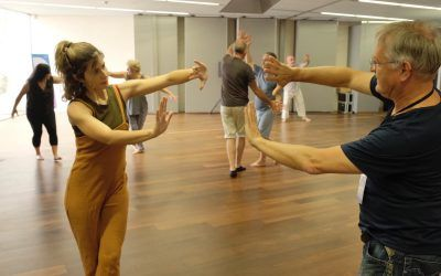 The workshops included in the International Dance Congress for Children and Youth have already begun
