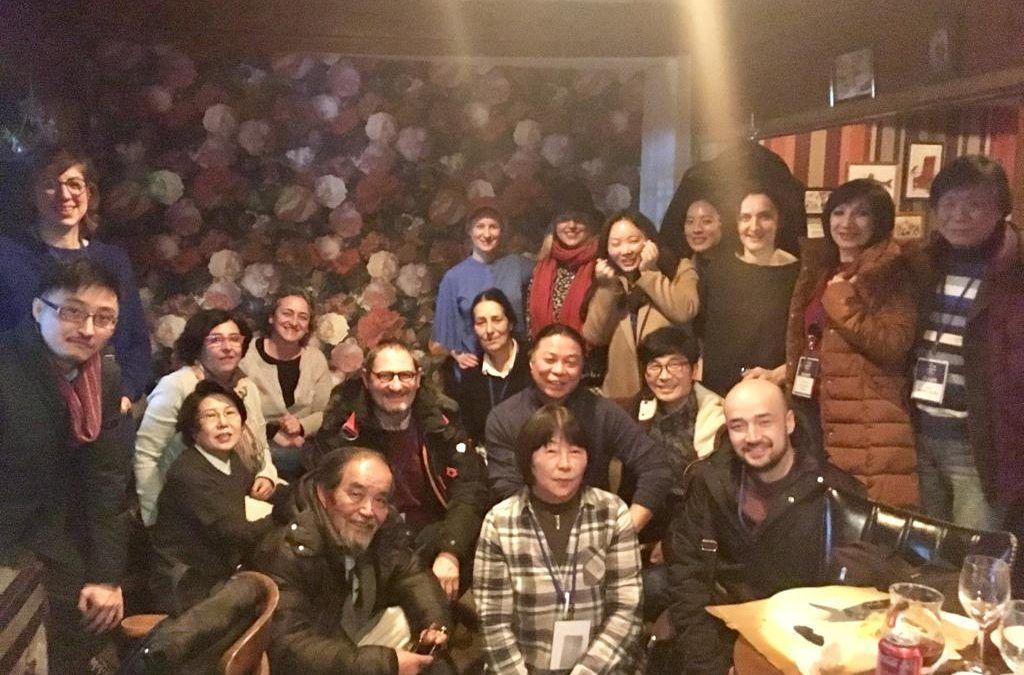 ASSITEJ España participa en el XV Festival ASSITEJ de Invierno de Corea.
