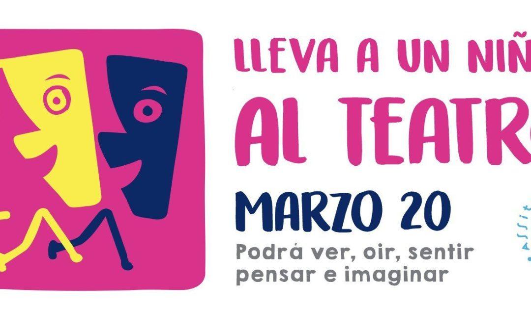 Día Mundial do Teatro para a Infancia e a Mocidade