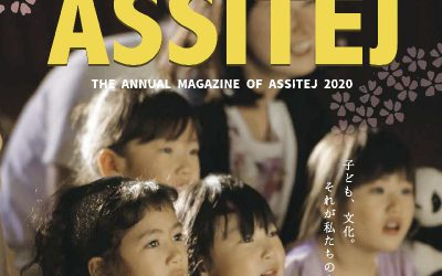 Revista anual de ASSITEJ Internacional 2020