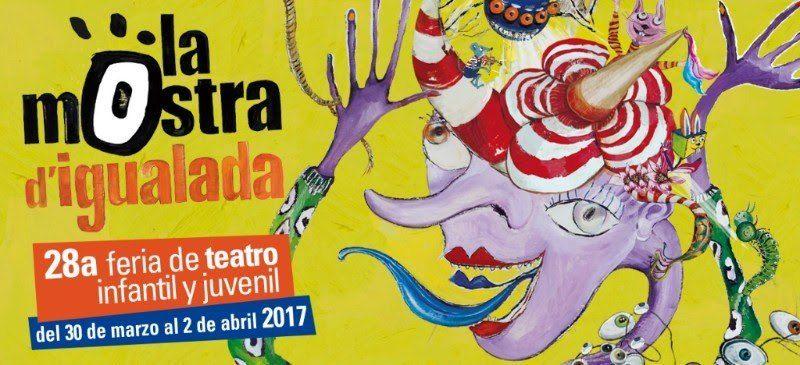 Comienza La Mostra d'Igualada – Feria de teatro infantil y juvenil